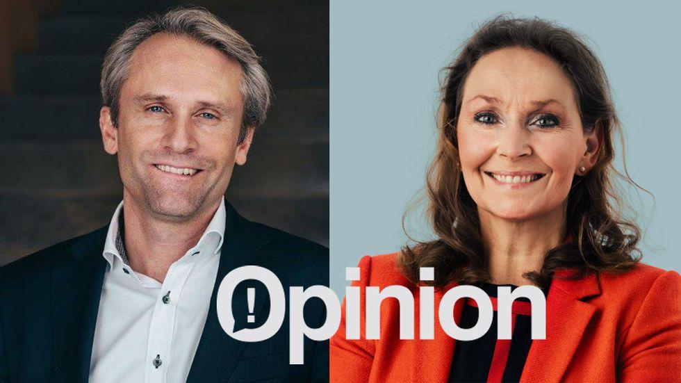 Esams och Försäkringskassans kommentarer kring David Frydlingers och Caroline Olstedt Carlströms rapport om montjänster i offentlig sektor väcker betydligt fler frågor än den ger svar, skriver de båda juristerna.