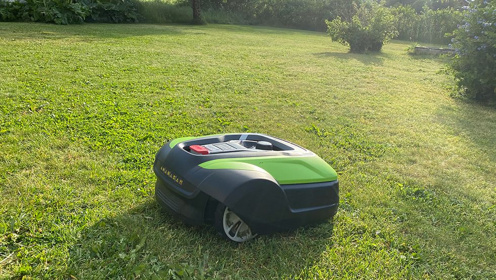 Test Greenworks Optimow 15