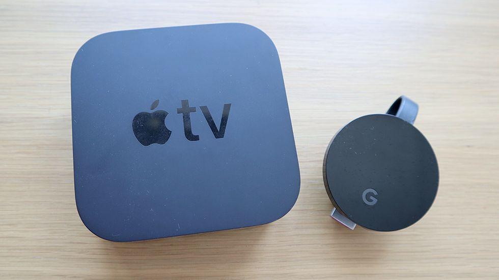 Apple TV vs Chromecast: Vilken är bäst?