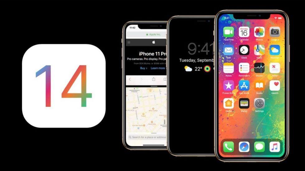 Iphone OS 14