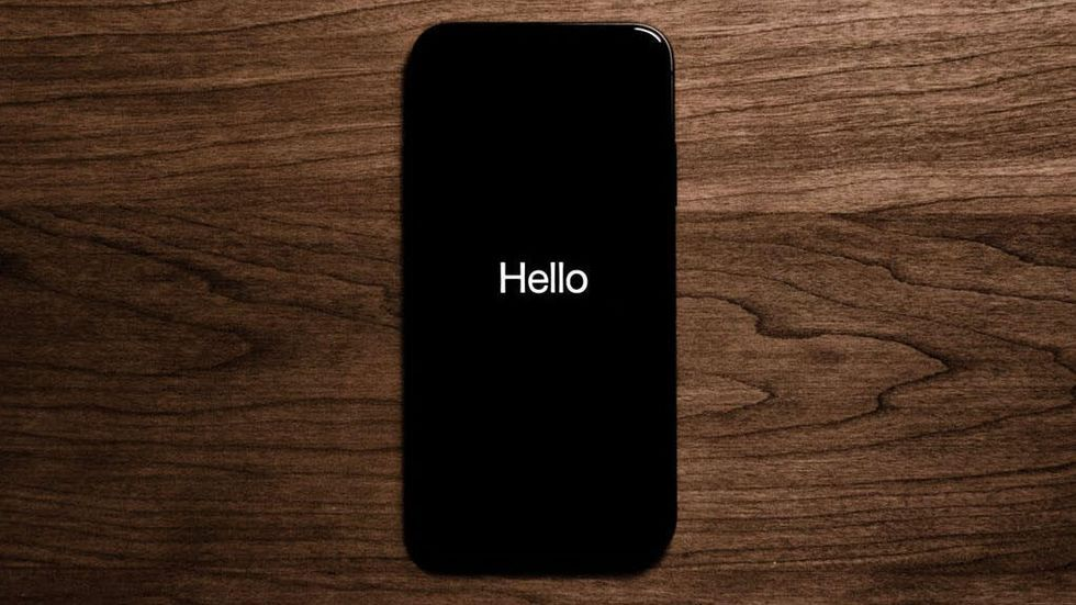 Iphone säkerhet