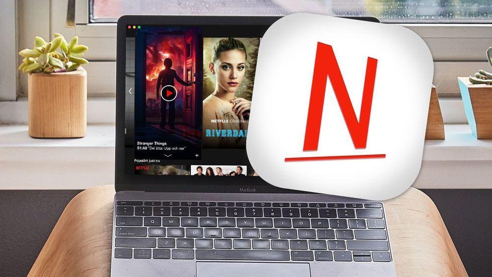 Netflix 4k på Mac