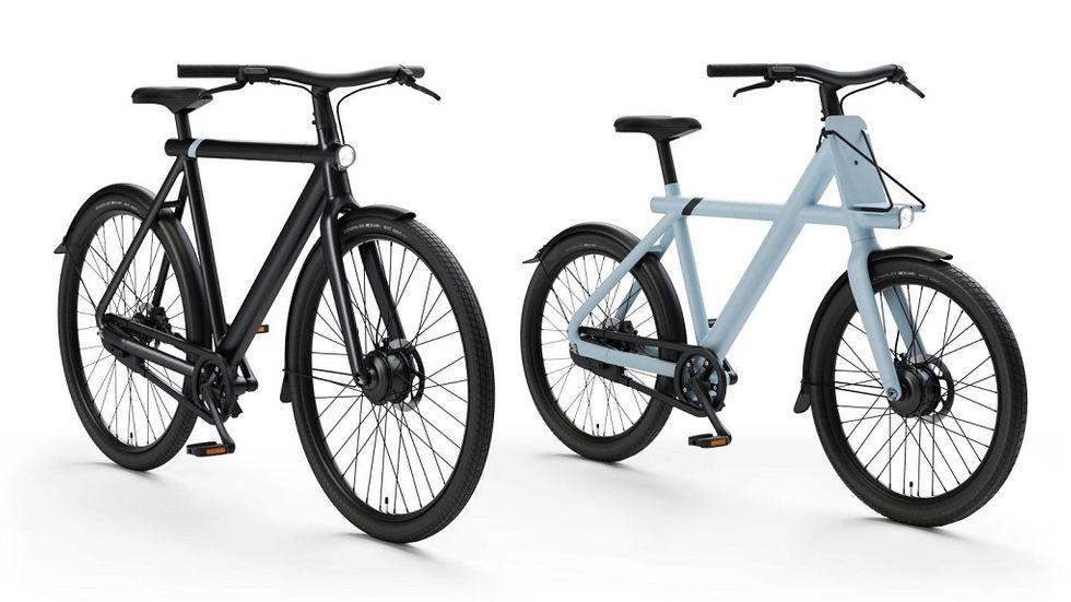 Vanmoof X3 elcykel