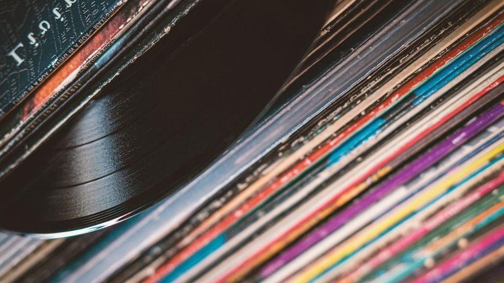 Vinyl säljer bättre än cd