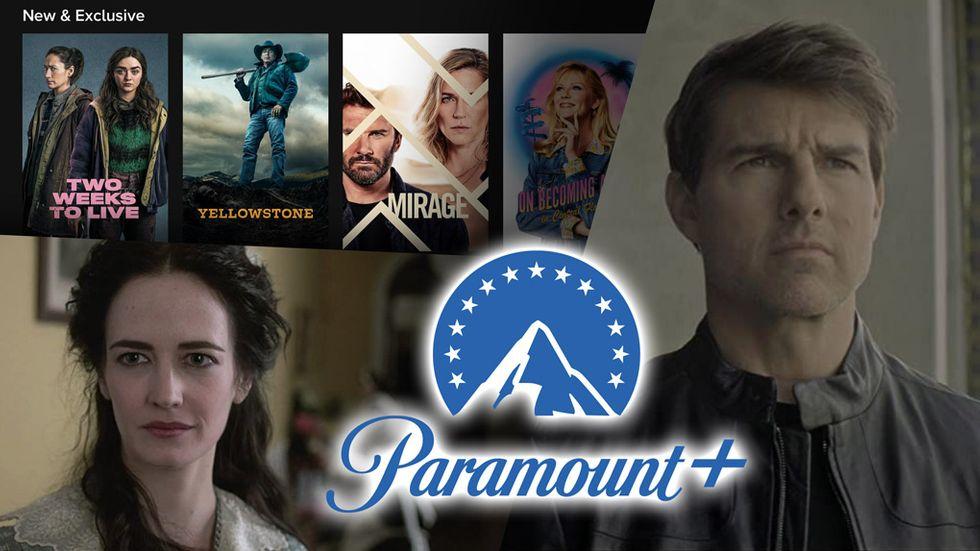 Paramount Pris