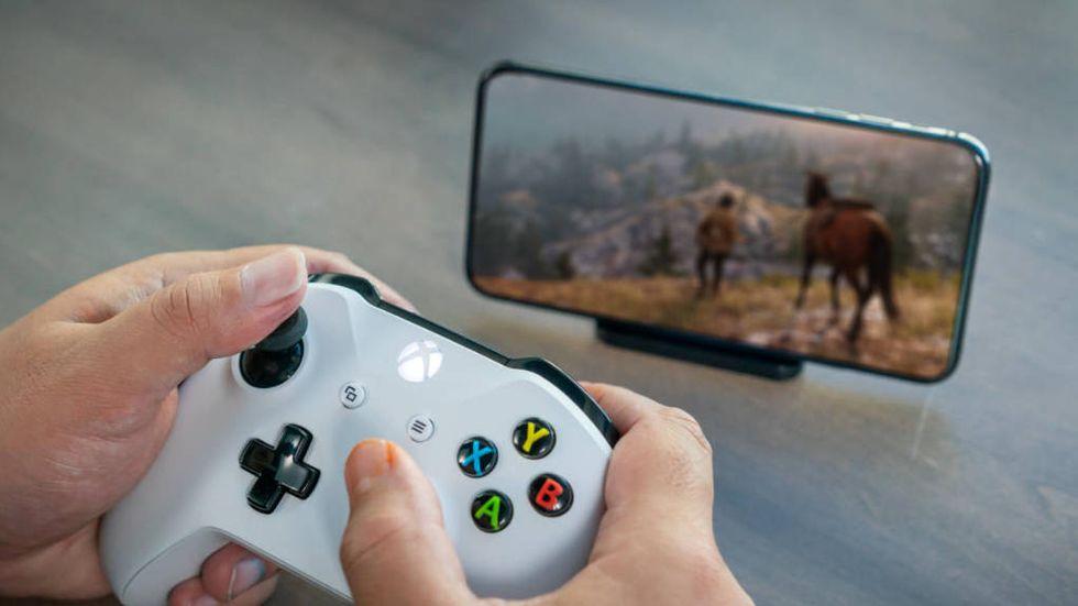 Red Dead Redemption 2 på Iphone