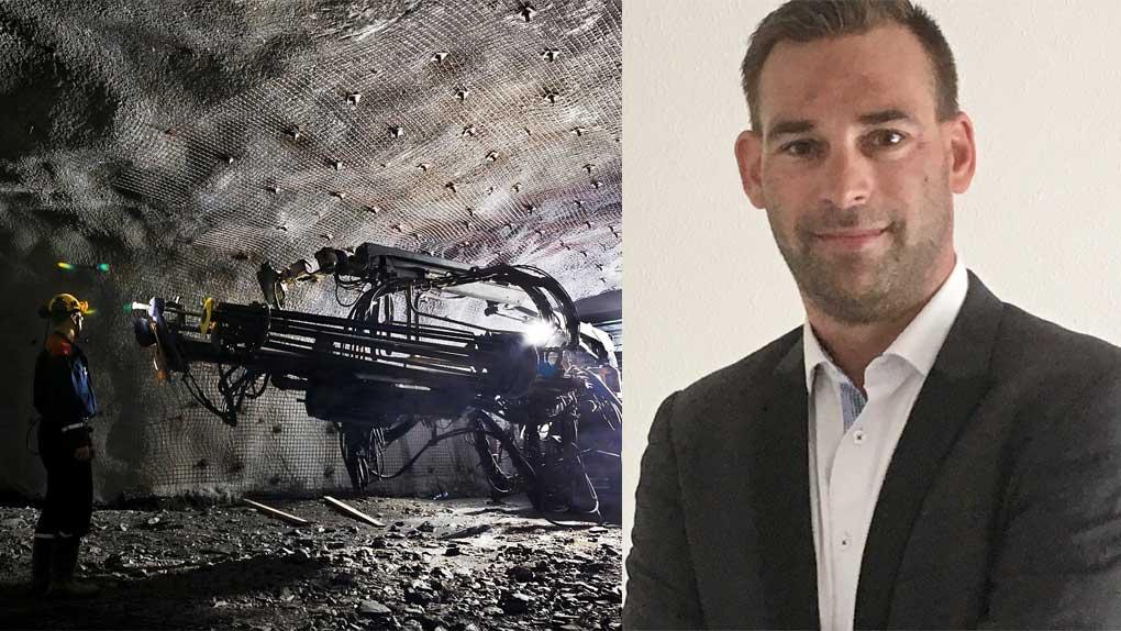 Nlogics svenska vd Marcus Wahlberg
