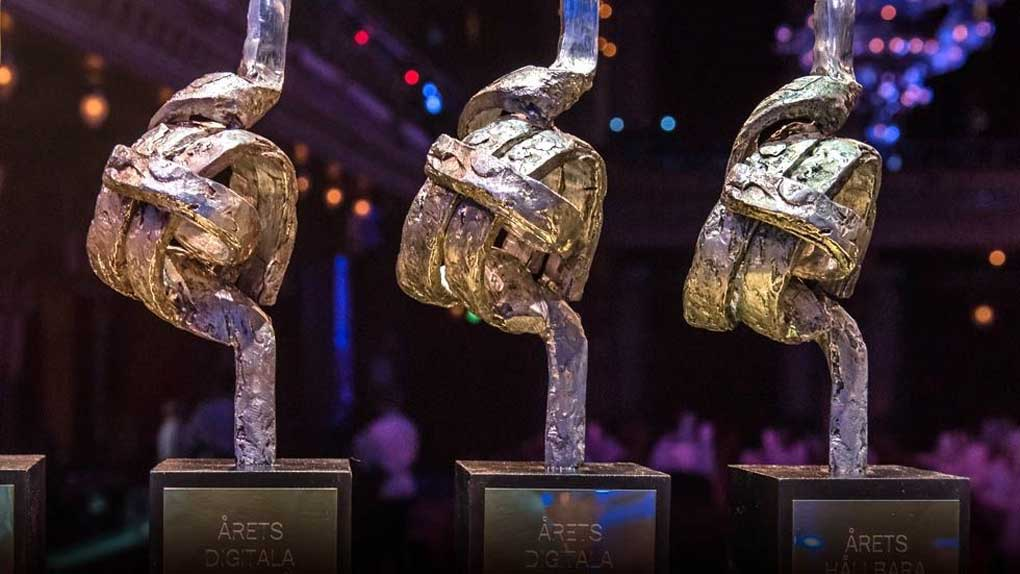 CIO Awards 2020: De kan bli årets digitala projekt