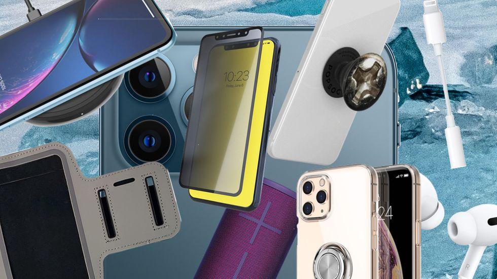 9 coola tillbehör till Iphone 12
