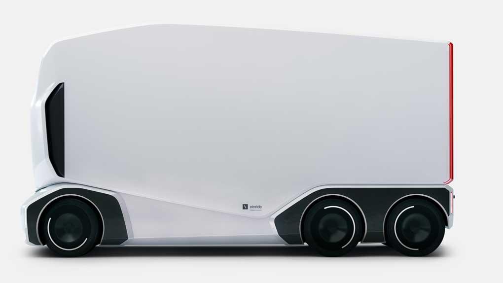 Så ska Einride stöpa om transportbranschen – tre stora teknikskiften driver på