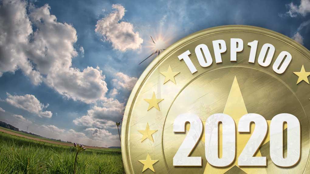 Topp100 2020: Här är årets 5 bästa sajter i kategorin hållbarhet