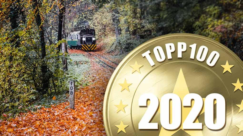 Topp100 2020: Här är årets 5 bästa sajter i kategorin resor