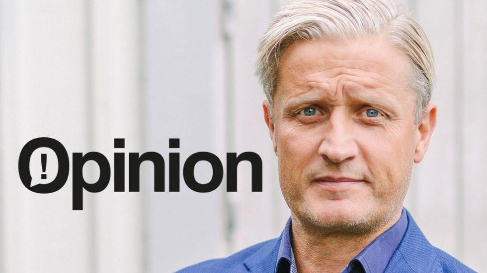 Fredrick Ericsson, Nordenchef på Red Hat