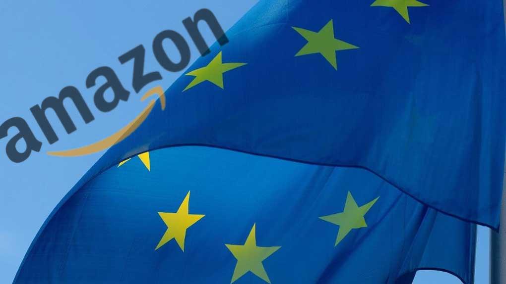 EU anklagar Amazon för att missbruka andras data