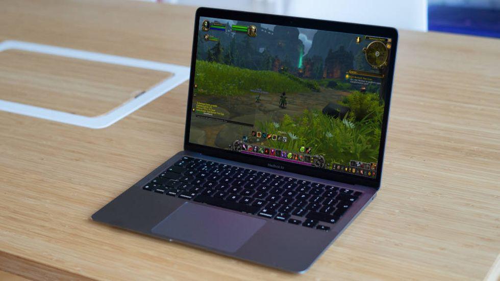 Spel på M1-Mac