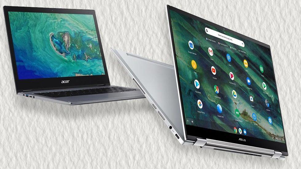 Test bästa Chromebook