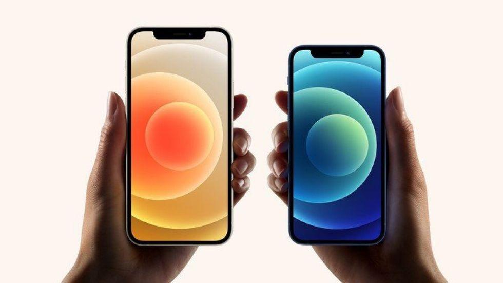Iphone 12 och Iphone 12 Mini