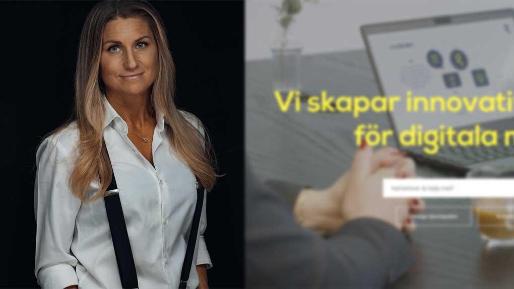 Mia Åslander är vd på Gibon.