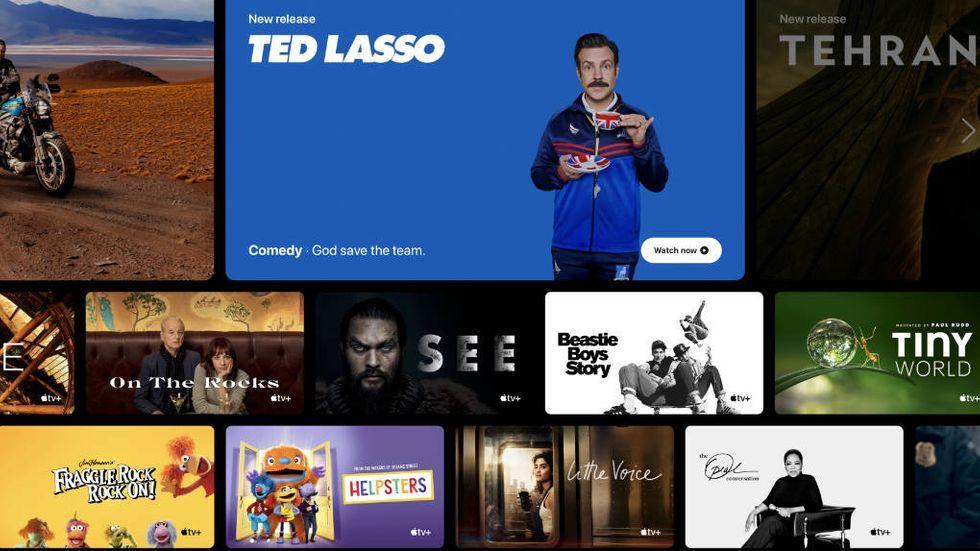 Apple TV Plus gratis