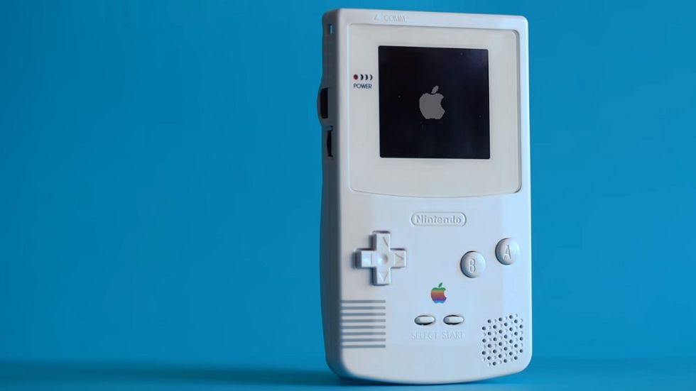 Gameboy Apple TV