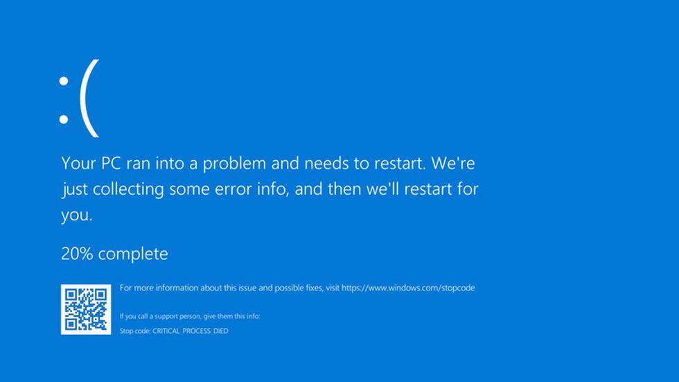 Problem Windows 10