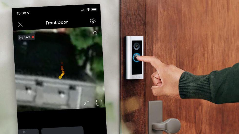 Ring Video Doorbell Pro 2