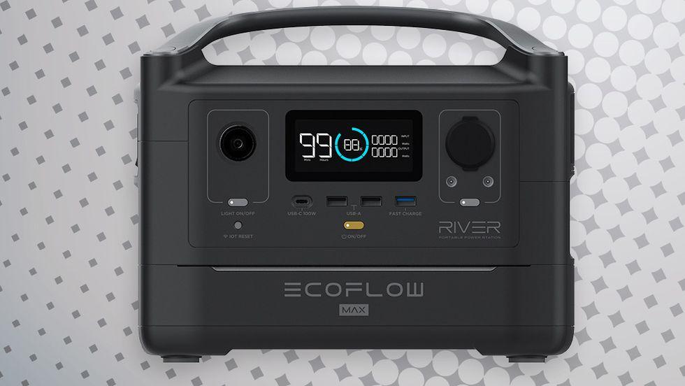 Test Ecoflow River 600 Max