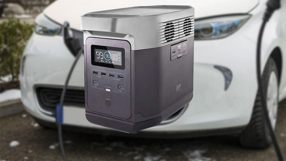 Test Ecoflow Delta 1300