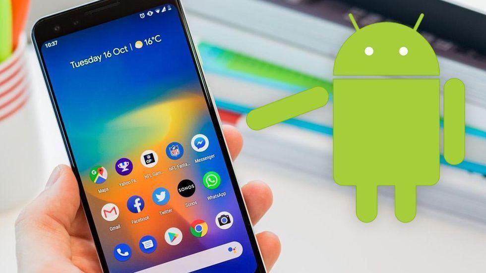 Android Hitta min enhet