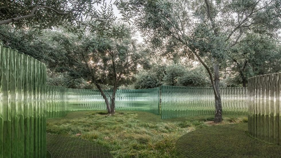 Apple Park Mirage Katie Paterson