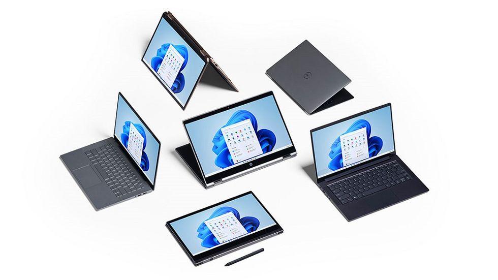 Windows 11 datorer foto Microsoft