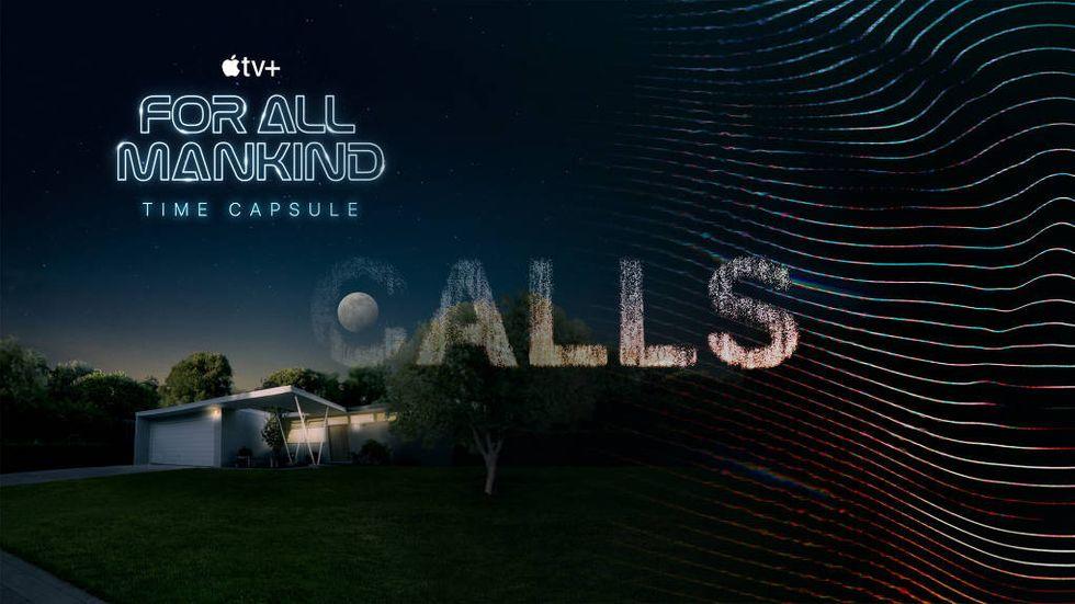 For All Mankind och Calls (kollage)