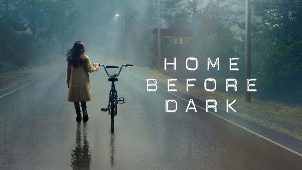 Home before dark gratis