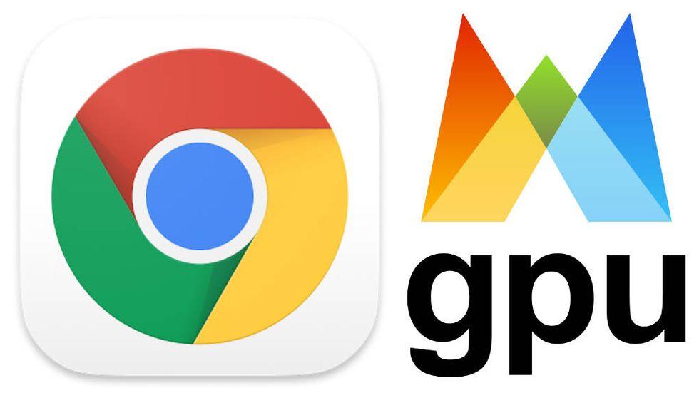 Chrome + webgpu