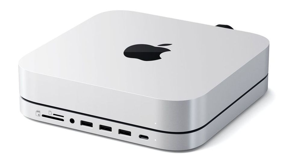 Satechi Stand & Hub for Mac mini with SSD Enclosure