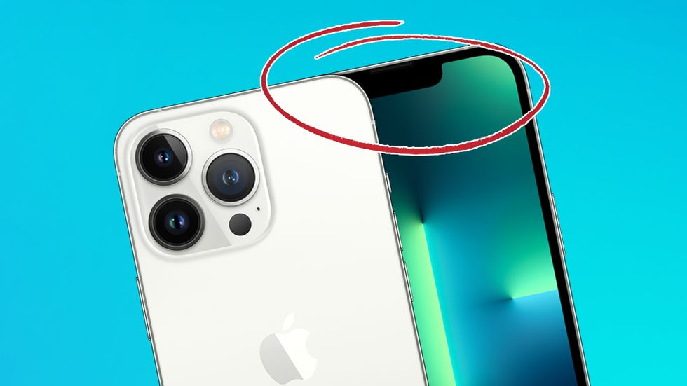 Iphone 13 flärp