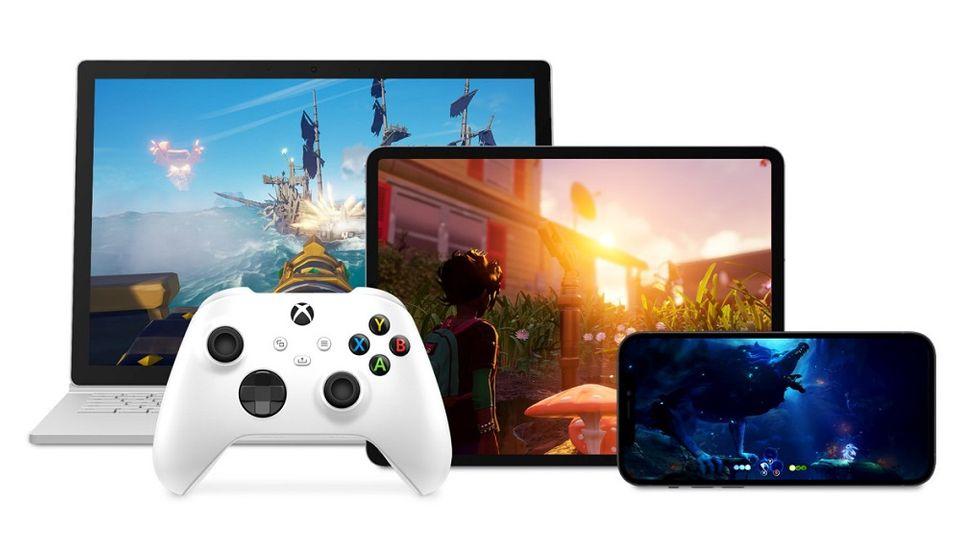Xbox Cloud Gaming foto Microsoft
