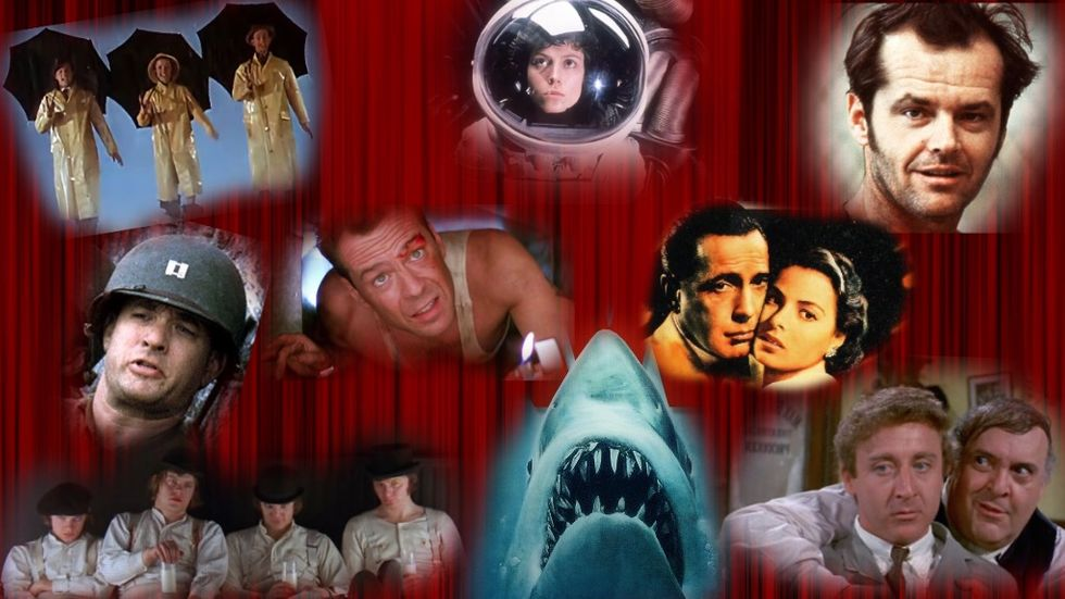 10 filmklassiker du måste se