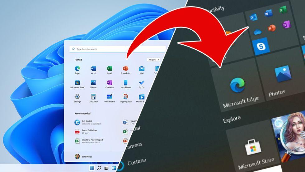 Utseende Windows 11