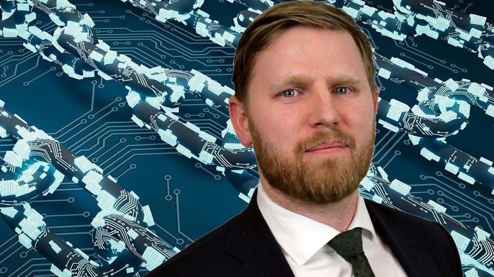 blockchain Viktor Wrede