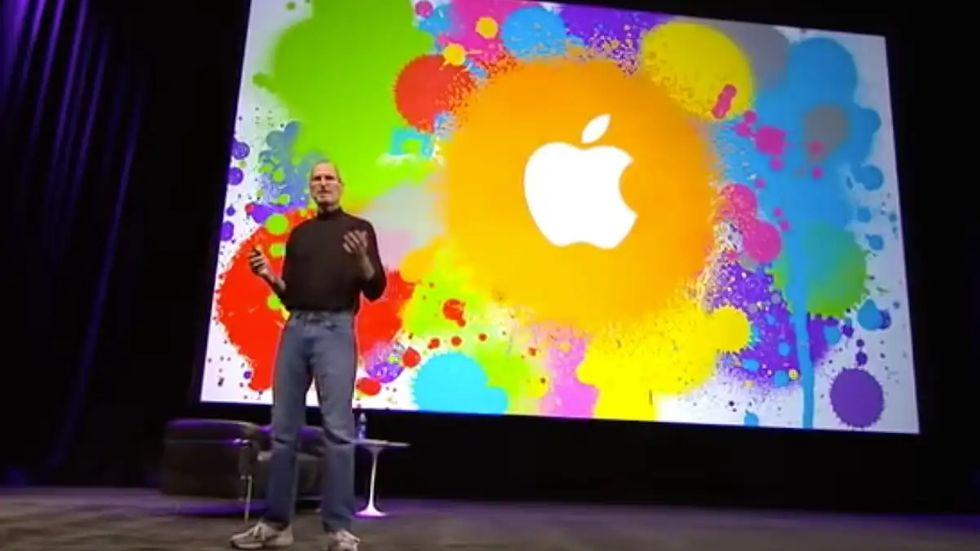 """Steve Jobs minnesvärda produkter (och \""""one more thing\"""")"""