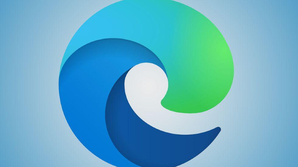 Edge browser nya logga Microsoft