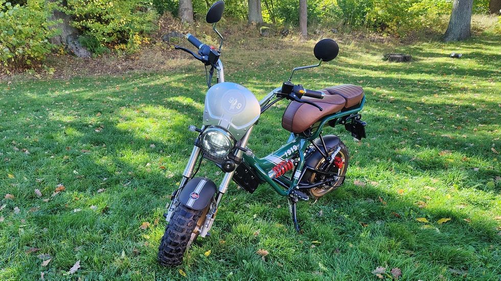 Garelli Ciclone Scout