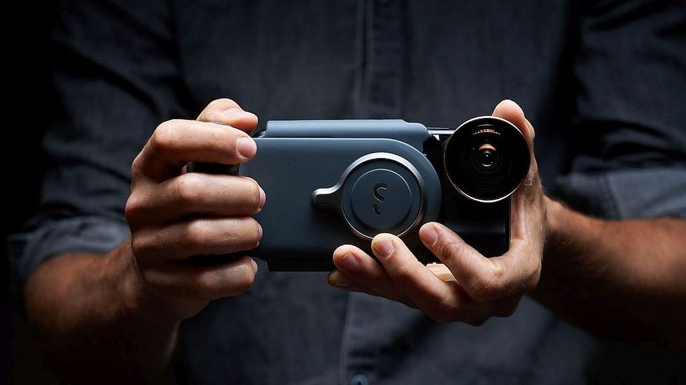Fototillbehör till Iphone