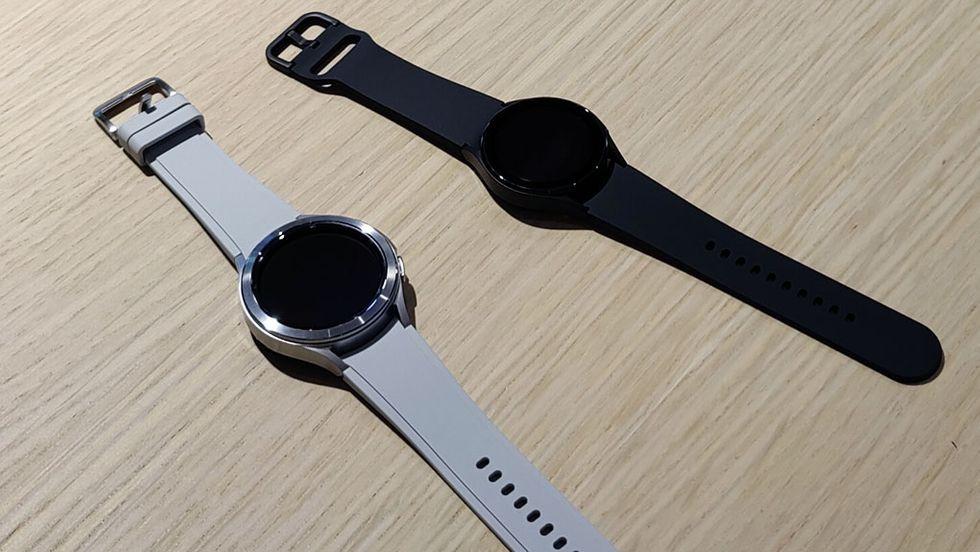 Samsung Galaxy Watch 4 får uppdatering
