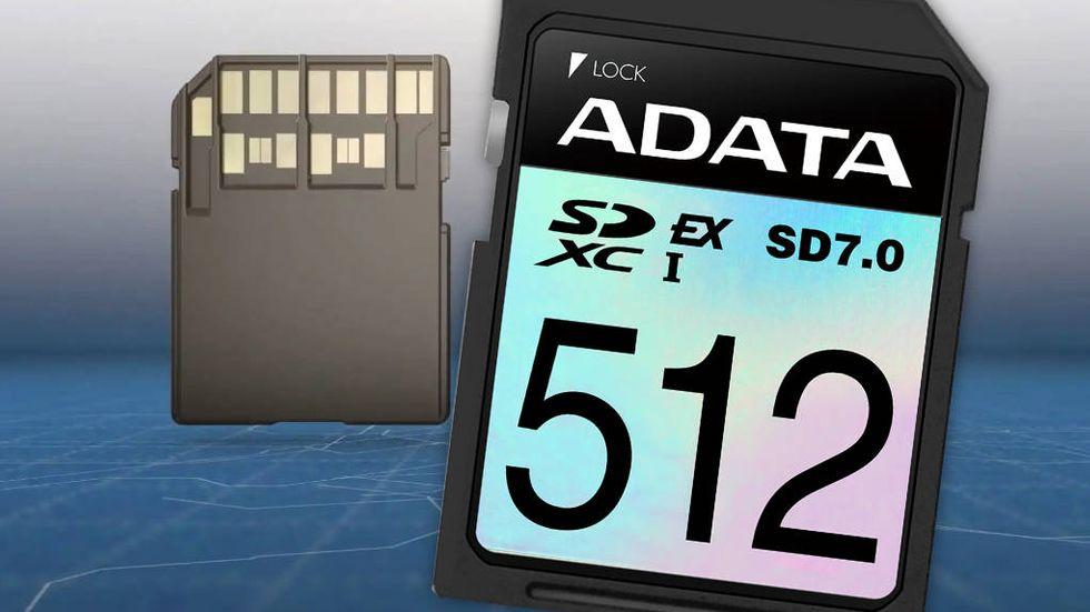 Adata SD Express-kort