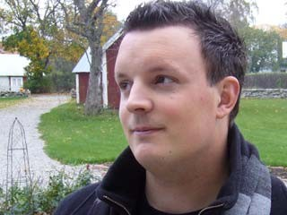 Marthin Weijdö, mannen bakom MUDet Gryningstid.