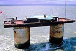 Plattformen Sealand