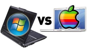 Mac versus Asus