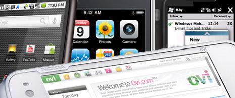 bästa operativsystem mobiltelefon